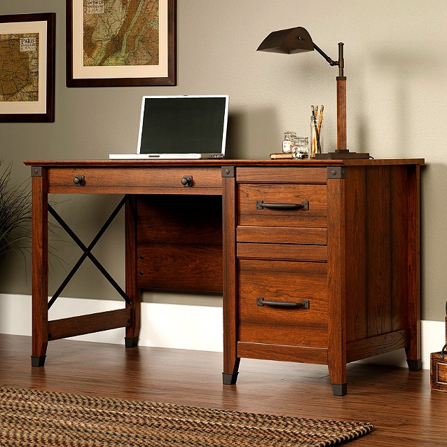 Office Furniture Mission Craftsman